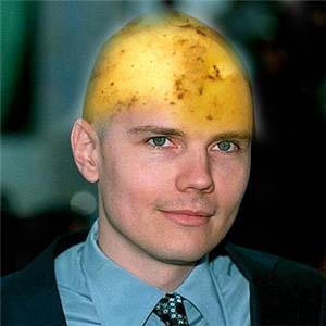 billy corgan potato