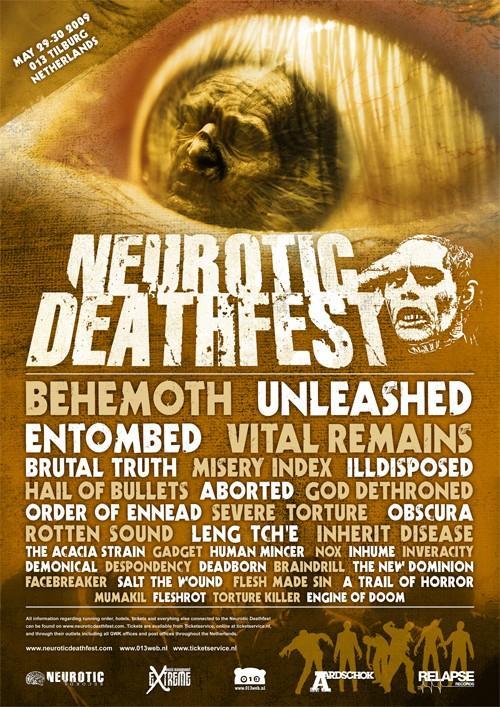 neuroticdeathfest2009